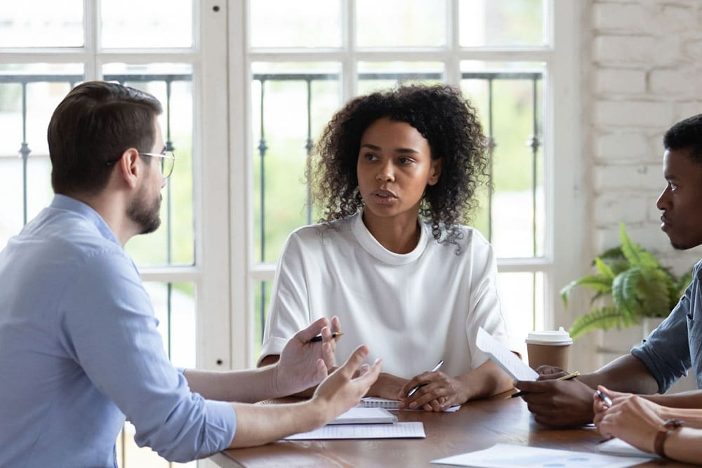 How to Master Difficult Discussions with Peers or Managers